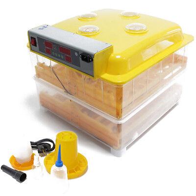 Kit Gratis Impartial Incubatrice 112 Uova Professionale Automatica Animali Girauova t Lustrous Surface