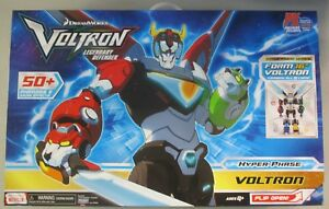Voltron-Legendary-Defender-Hyperphase-Set-SDCC-2018-PX-Netflix-Exclusive-RARE