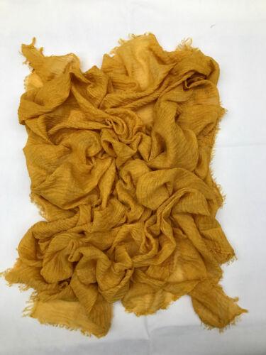 2018 NUOVO Crinkle Sciarpa Hijab Plain MAXI burqa crimpare Sciarpe Scialle Ruffle