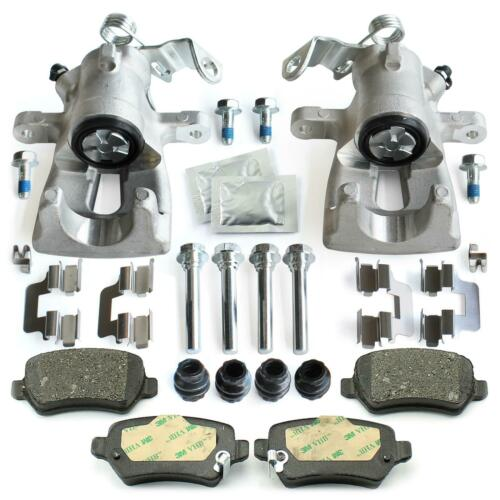 Bremsbeläge hinten Opel Astra G CC T98 F70 1.6 1.7 2x Bremssattel Bremszange