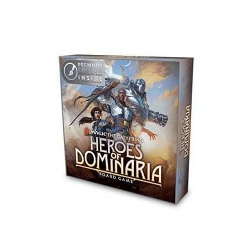 Heroes of Dominaria Premium Edition - Gioco da Tavolo inglese Nuovo Magic Arena