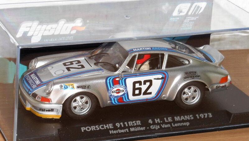 Flyslot Ref. 036105 Porsche 911 RSR 4h Le Mans 1973 New 1 32