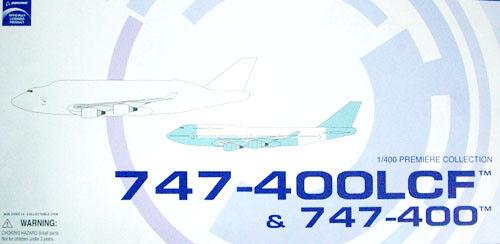 Dragon    55439 1 400 BOEING B747-400LCF & B747-400 ee5197