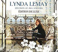 LYNDA LEMAY - DECIBELS ET DES SILENCES NEW CD