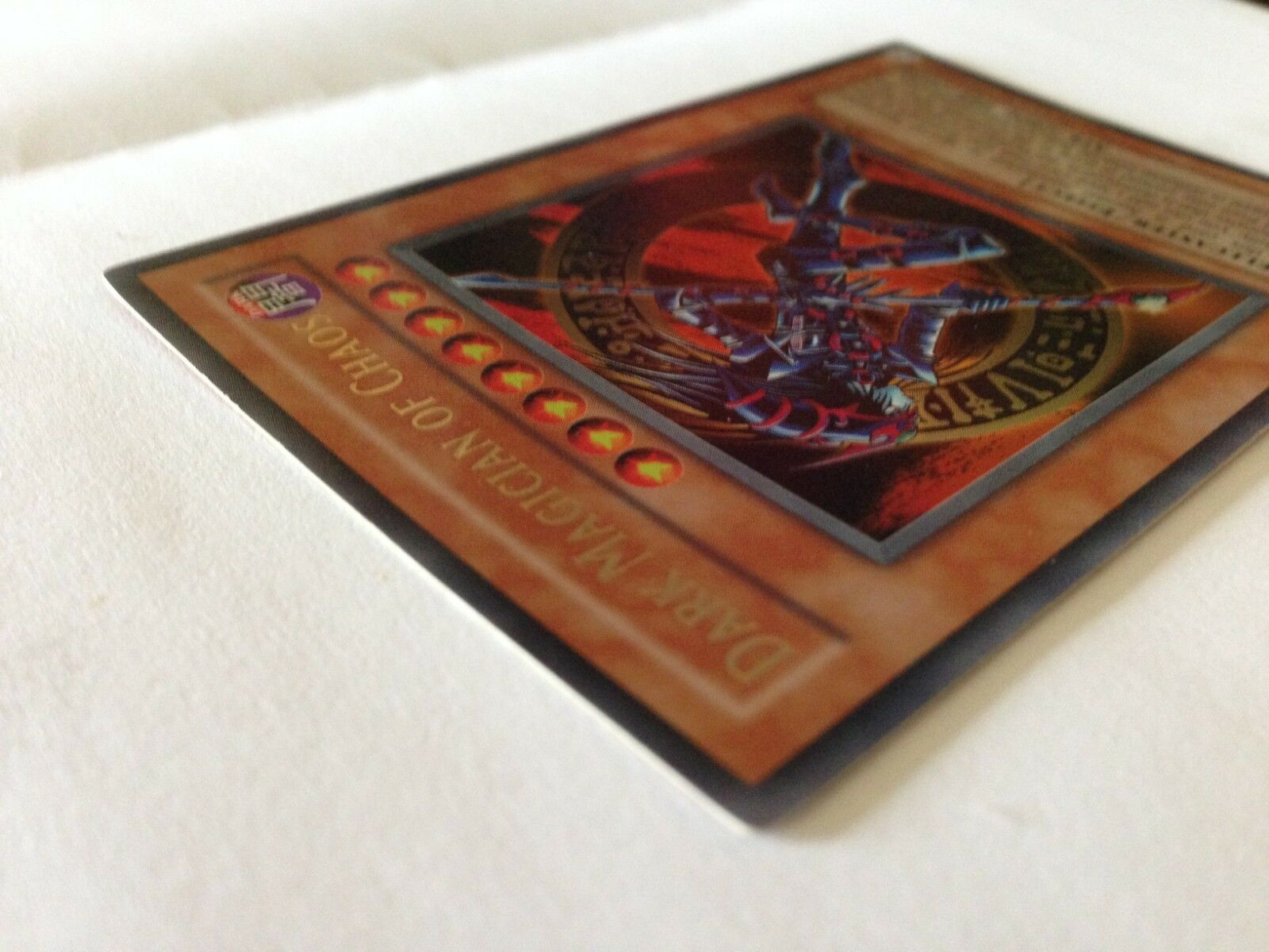YuGiOh Dark Magician of Chaos IOC-065 Unlimited Ultra Ultra Ultra Rare Mint Condition 099723