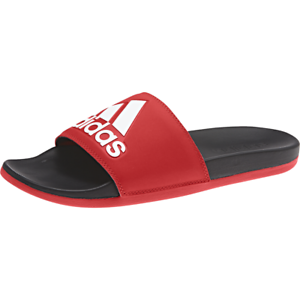 Details about Adidas Men's Sandals Adilette CLOUDFOAM Plus Logo Slides Beach Fitness New show original title