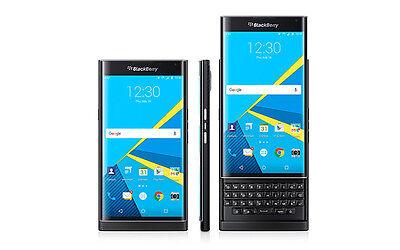 BlackBerry Priv STV100-1 Unlocked GSM 4G LTE Android 18MP Camera Phone - Black'