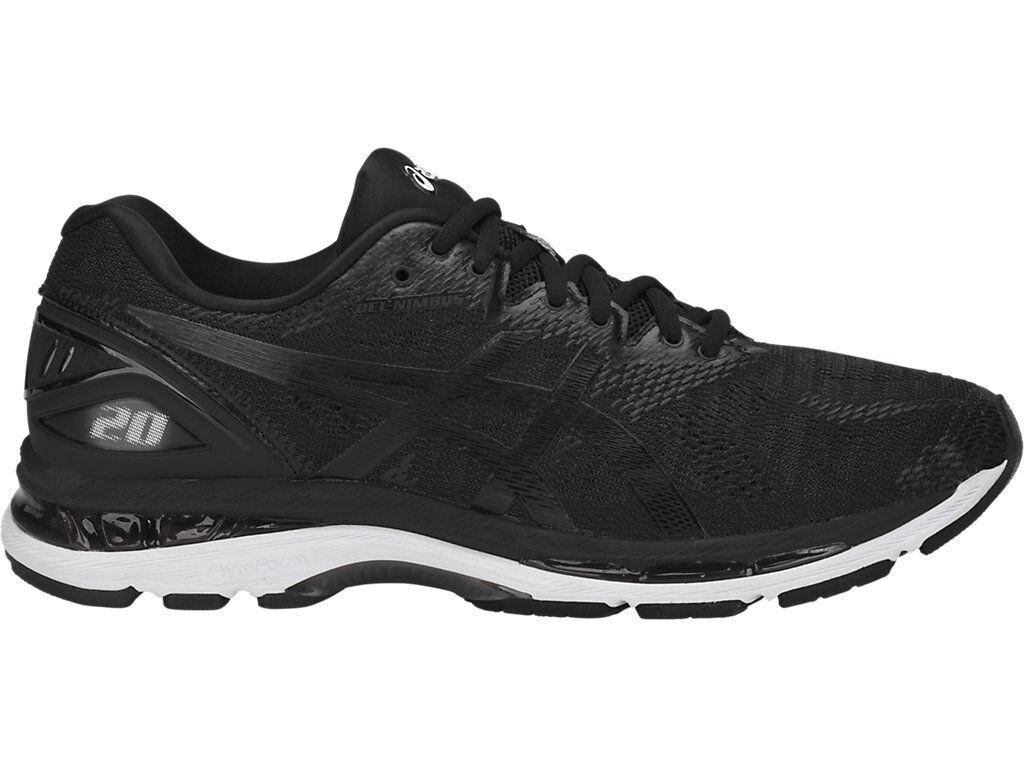 **Authentic** Asics Gel Nimbus 20 Uomo Running Shoes (2E) (9001)