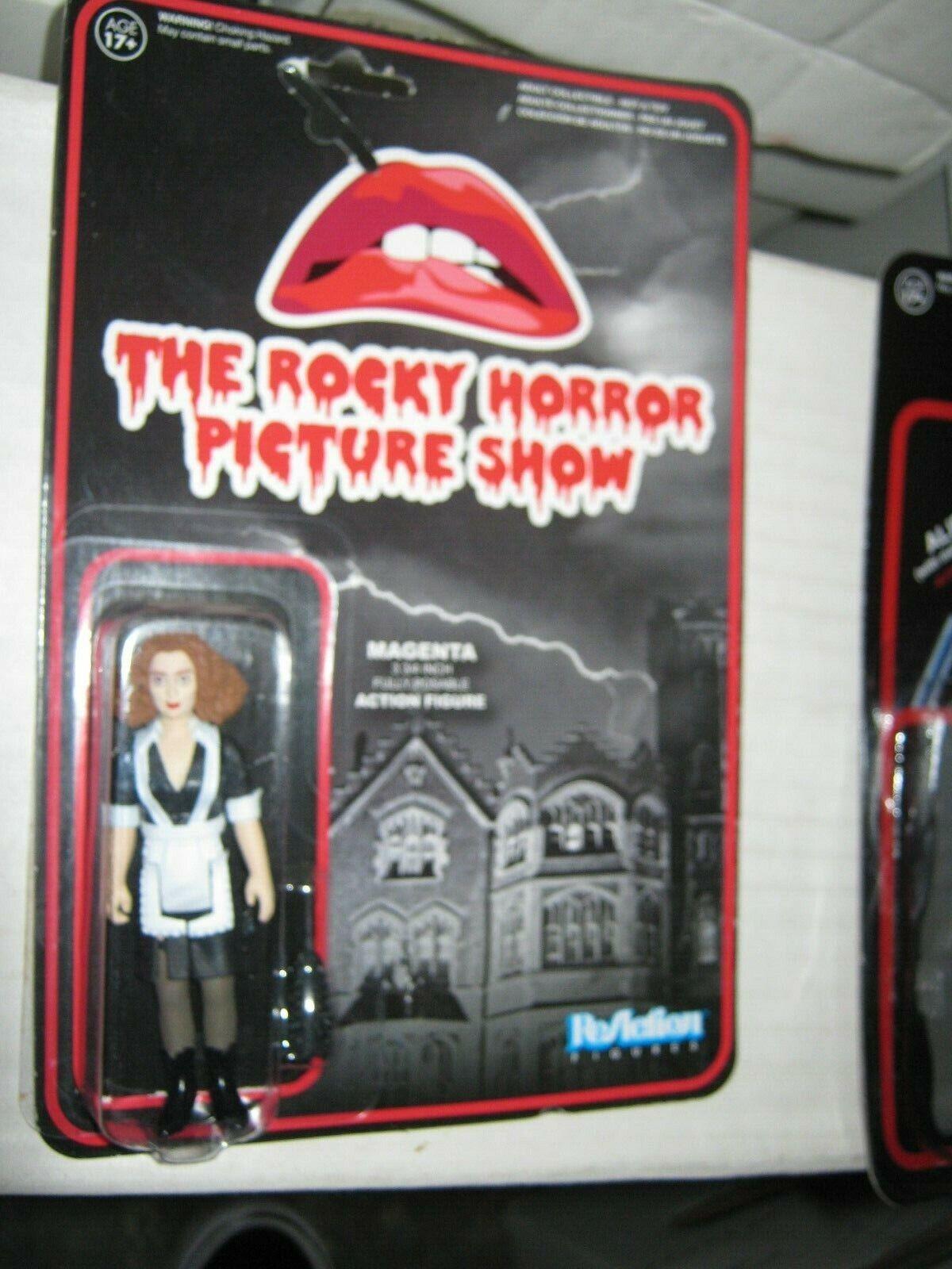 envío gratuito a nivel mundial The Rocky Horror Horror Horror Picture Show Juego De 5 figuras de reacción por Funko  Garantía 100% de ajuste