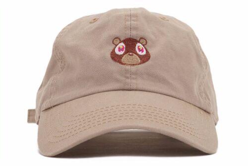 Kanye West Ye Bear Lovely Baseball Cap Snapback Ajustable Hip Hop Hat