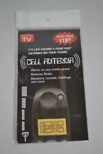 Internal Cell Phone Mobile Phone Antenna Signal Booster   NIP     FREE SHIP