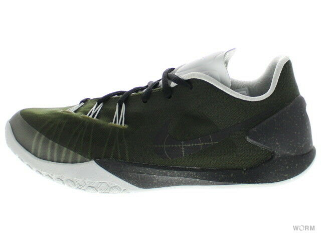 premium selection dce36 b87e5 NIKE HYPERCHASE SP FRAGMENT 789486-300 rough green black-grey mist Size 12  3da207