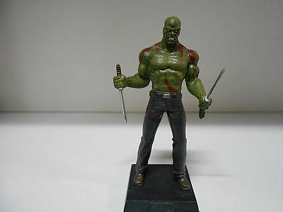 Nuova Moda Mcf #014 Drax El Desctructor (guardianes De Galaxia)12h Marvel Comics Eaglemoss Aspetto Estetico