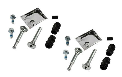 2x conjunto de führungshülsensatz reparac BREMSSATTEL sillín hülsensatz accesorios