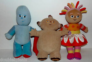 Image Is Loading In The Night Garden 3 Talking Musical Plush