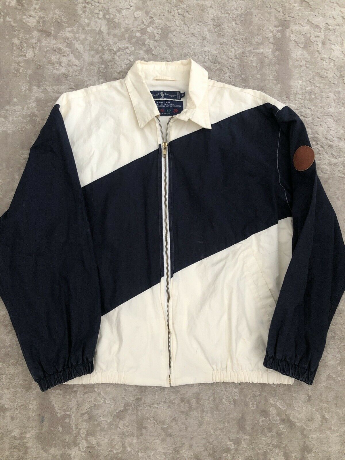 GRAIL! VTG POLO RALPH LAUREN GRAPHIC WING 1992 Wi… - image 2