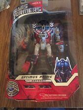 2007 Transformers Movie Autobot Optimus Prime Leader class Premium Series new