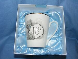 Me-To-You-Oso-18th-Taza-De-Cumpleanos-Regalo-g01m0355-Tatty-Teddy-NUEVO-EN-CAJA