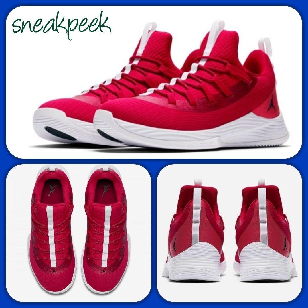Nike Jordan Ultra Fly 2 Low UK 9 EUR 44 AH8110 601 mens trainers