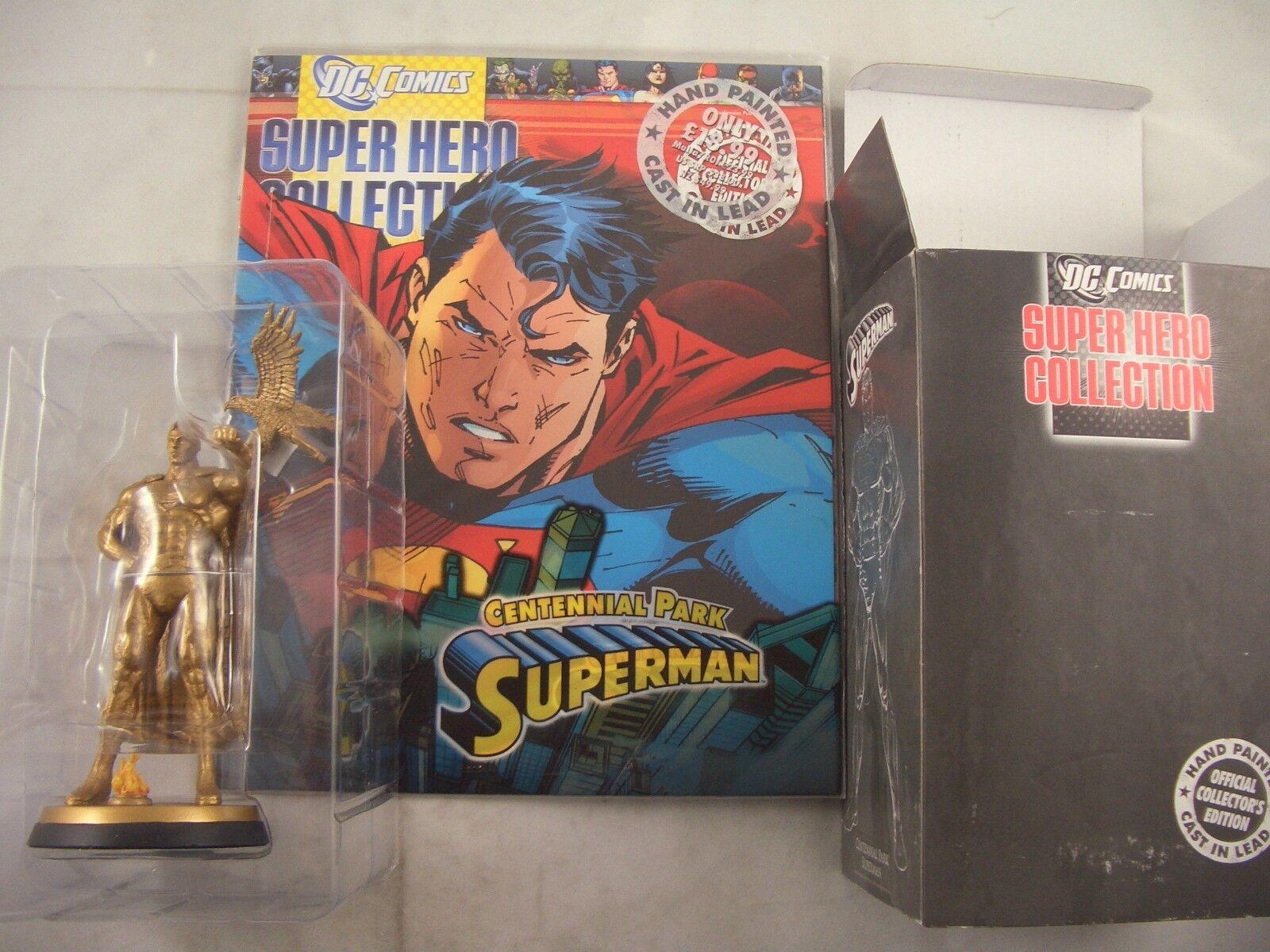 Eaglemoss dc 'sammlung centennial superman - magazin