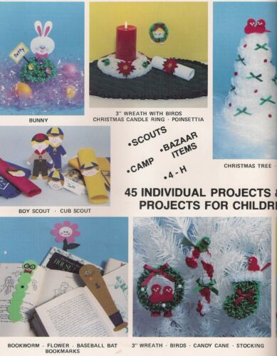 Bookmarks and Holiday Craft Projects BooksCrafts for Home & Holidays