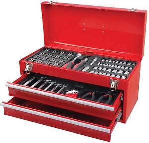 Phaze-175-Piece-Hand-Tool-Service-Kit-Drawer-Storage-Box-Chest-Garage-Organizer