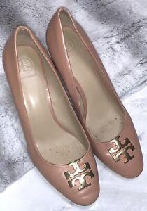TORY BURCH Raleigh Heels Pump Shoes 10