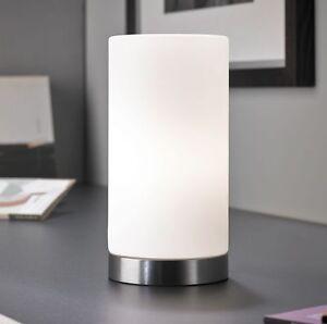 led nachttischlampe leselampe bett schreibtischlampe wohnzimmer tischlampe t89 ebay. Black Bedroom Furniture Sets. Home Design Ideas