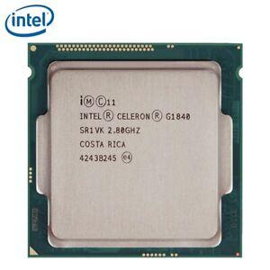 Intel Celeron G1840 2.8GHz 2M Cache Dual-Core CPU Processor SR1VK SR1RR LGA 1150