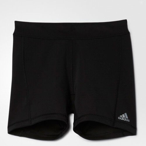 Adidas AI2950 Women Training TECHFIT tight 5 in short pants black Tights Shorts