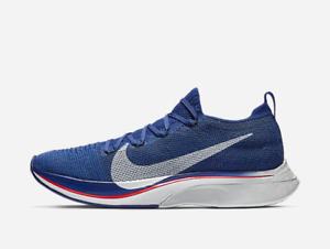 Caricamento dell immagine in corso Nike-Zoom-Vaporfly-4 -Flyknit-Profonda-Blu-Reale- 79447933c32