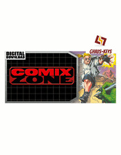 Comix Zone™ STEAM Key Pc Game Code Download Spiel Global [Blitzversand]