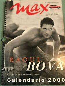 Raul Bova Calendario.Dettagli Su Raul Bova Calendario Max 2000 Nudo Nude