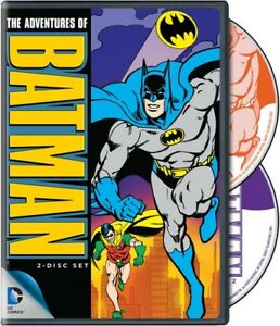 The-Adventures-of-Batman-New-DVD-Full-Frame-2-Pack-Eco-Amaray-Case