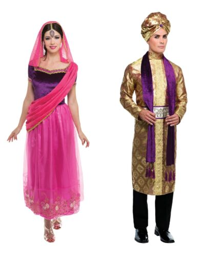 Adult One Size Hindu Music Bollywood #Man Woman #Fancy Dress Indian Costumes