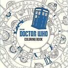 Doctor Who Coloring Book by Price Stern Sloan (Paperback / softback, 2016)