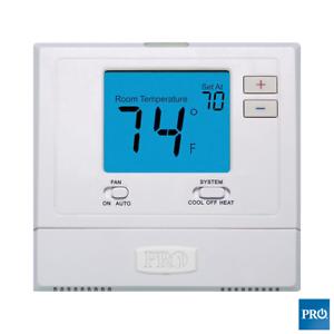 Pro1IAQ-T701-1H-1C-Non-Programmable-Digital-Thermostat