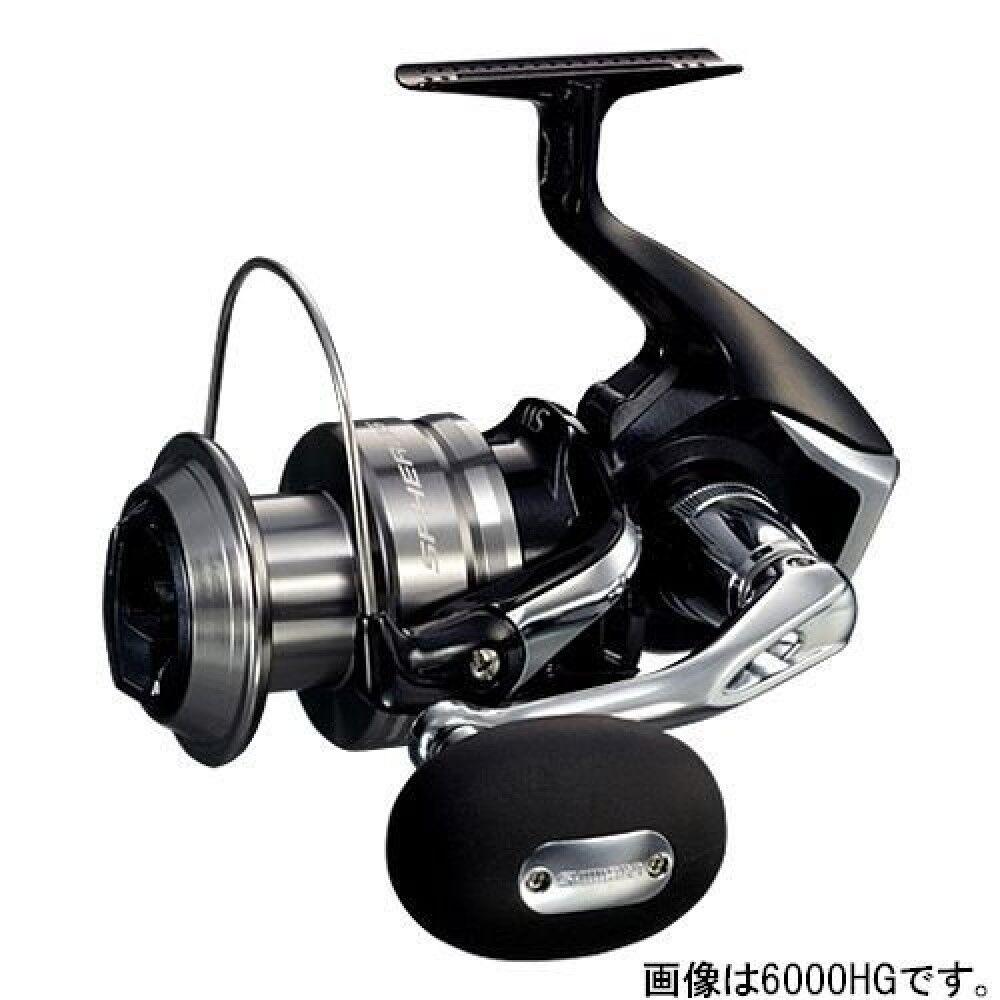 Nuevo Shimano 14 rieles SW 6000HG Spinning Cocheretes de 032768 Japón importación con seguimiento