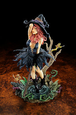 Sigrid of the Thorn - Embrace Japan - Witch Figure