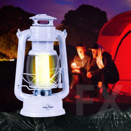 Retro Hurricane Lantern Outdoor Camping Hanging Party Decor Lamp Pergola Tent AU