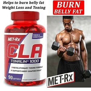STOMACH FAT BURNER For MEN PILLS & WOMEN Weight Loss and Toning -FREE 2 Day Ship