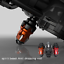 SPIRIT-BEAST-Motorcycle-Frame-Sliders-Anti-Wrestling-Safety-Falling-Protection miniature 1