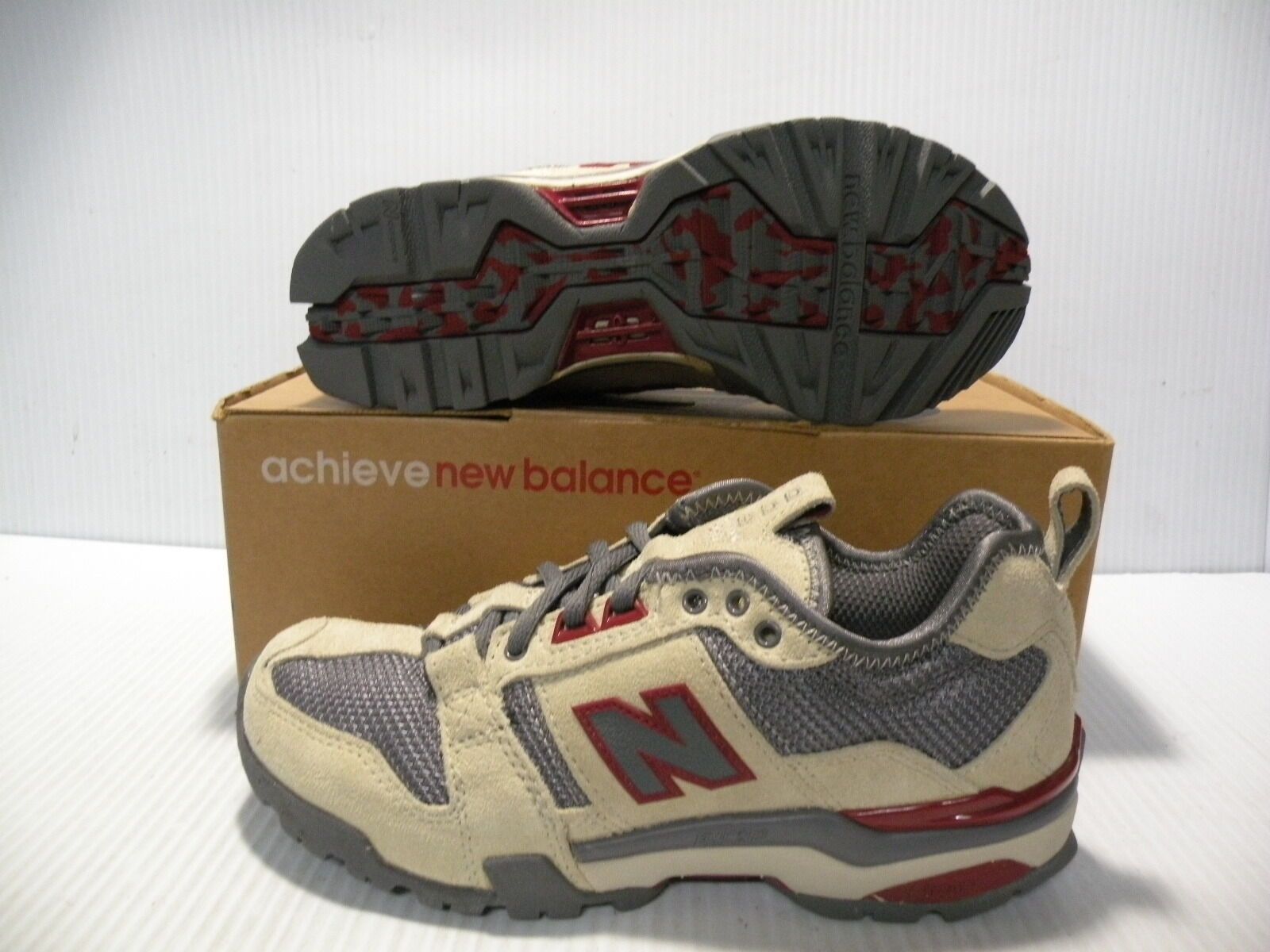 NEW BALANCE 008 LOW LOW LOW SNEAKERS WOMEN SHOES GREY 008GR SIZE 6 NEW 20e8d0