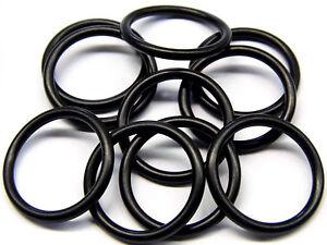 O-Ring Ø 23,3-54,6 mm x Schnurstärke 2,4 mm NBR 70 Dichtring 0Ring Nullring