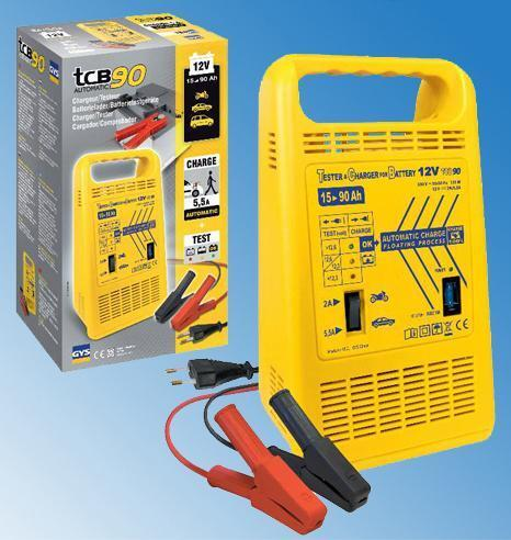 Gys Tcb 90 Automatic Battery Charger 12v