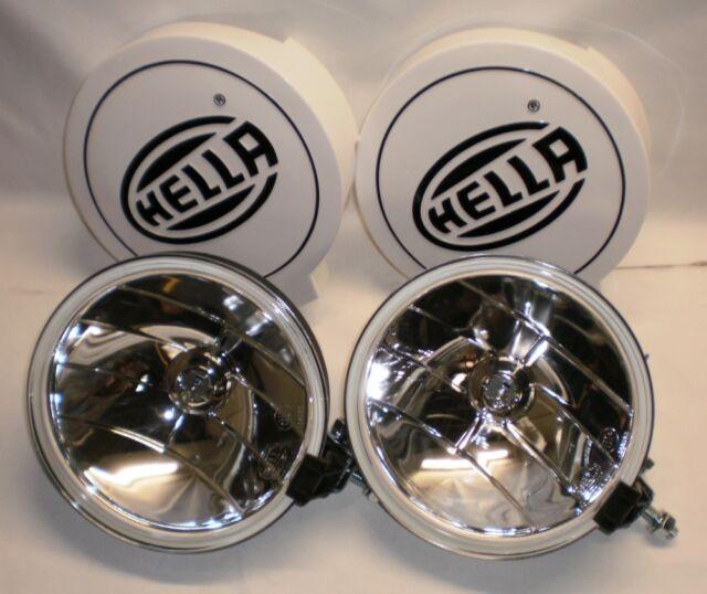 HELLA RALLYE 1000 SERIES 4WD DRIVING SPOT LIGHTS NEW