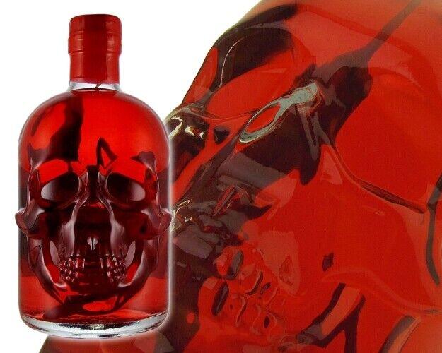 Absinth Red Chili Head- 55 % - 0,5L  Thujon: 32 mg - 35 mg / L !