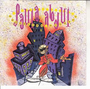"PAULA ABDUL Opposites Attract PICTURE SLEEVE 7"" 45 record NEW + juke box  strip | eBay"