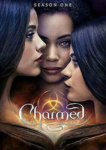 Charmed 2018 Tv Series Complete Season One 1 Dvd For Sale Online Ebay