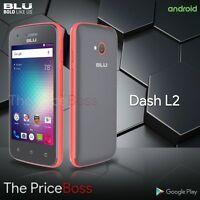 Blu Dash L2 4.0 Android 6.0 Marshmallow X 4g Unlocked Gsm D250u Pink